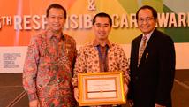 SCIC Responsbile Care Award